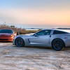 Corvettes : 